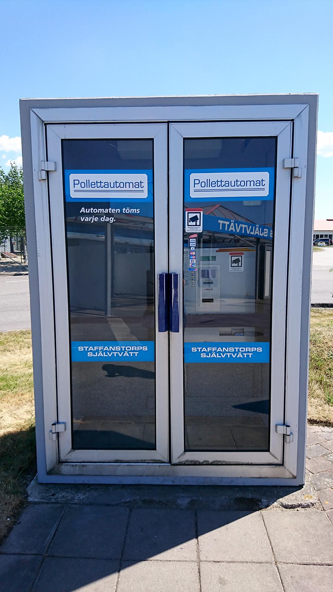 Pollettautomat
